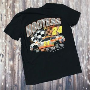 🦉Hooters NASCAR Chase Elliot T-shirt 🦉